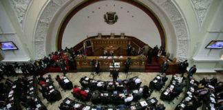 Orden del día de la comisión delegada de la AN