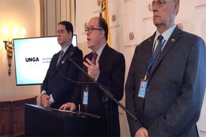 Borges: A Maduro no le queda más opción que refugiarse en Rusia