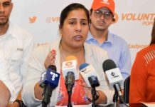 """Voluntad Popular: """"El SEBIN cobarde nos persigue porque somos el cambio"""""""