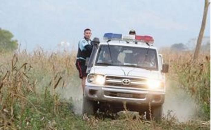 Abatidos cuatro antisociales en enfrentamiento con la policía en Trujillo
