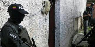 Acusan a las FAES de matar a un hombre en Charallave