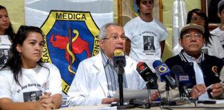 Federación Médica Venezolana asegura que el 80% de los hospitales están cerrados