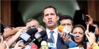 Guaidó: Aquí nadie piensa en un cargo sino en el cese de la usurpación y en Venezuela