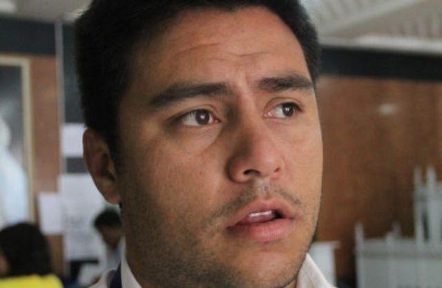 Conrado Pérez denuncia grave situación de docentes trujillanos en la AN