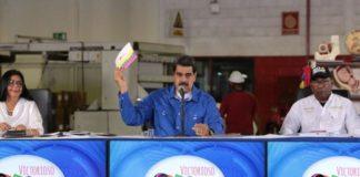 Maduro niega chantaje con cajas CLAP si no firman el «No More Trump»