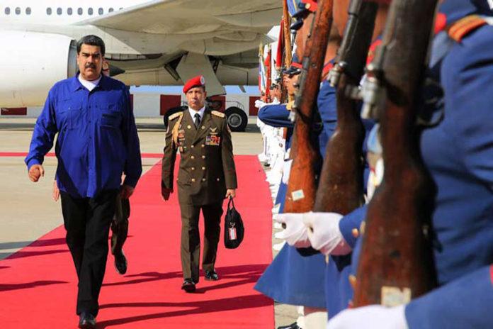 Maduro dispuesto a volver a la mesa de negociación en Barbados