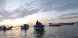 Por vía aérea buscan a pescadores de Punta Cardón desaparecidos (+7 días)