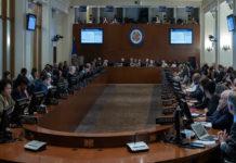 El Consejo Permanente de la Organización de los Estados Americanos (OEA), aprobó este miércoles la convocatoria