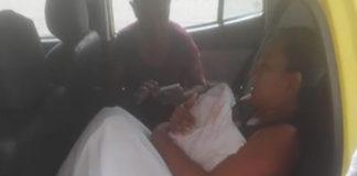 Taxista venezolano atendió parto dentro de su vehículo en Colombia