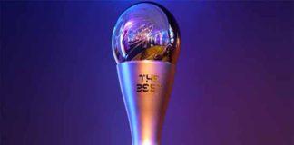 """Este lunes se entregará el premio """"FIFA The Best"""""""