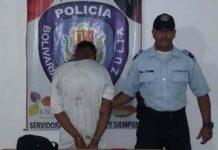 Lo capturan por robo y amenaza de muerte a un menor en Sucre