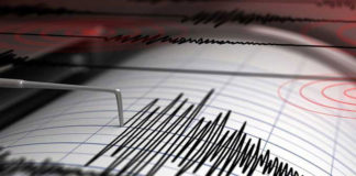 La tarde de este lunes 09 de septiembre, se registró un fuerte sismo de magnitud 5,5 en el estado Sucre, a 21 kilómetros al suroeste