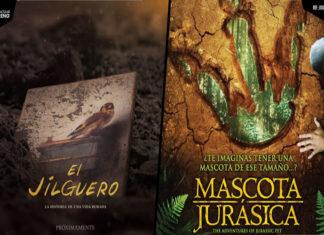 """""""El Jilguero"""" y """"Mascota Jurásica"""" los estrenos de este viernes 20-S"""