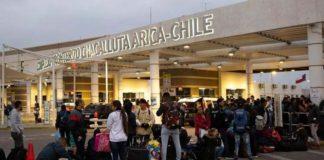 Ingreso de venezolanos a Perú y Chile se redujo por exigencia de visa