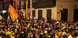 EN VIDEO: la reacción del Perú luego de la disolución del Parlamento y con dos presidentes interinos
