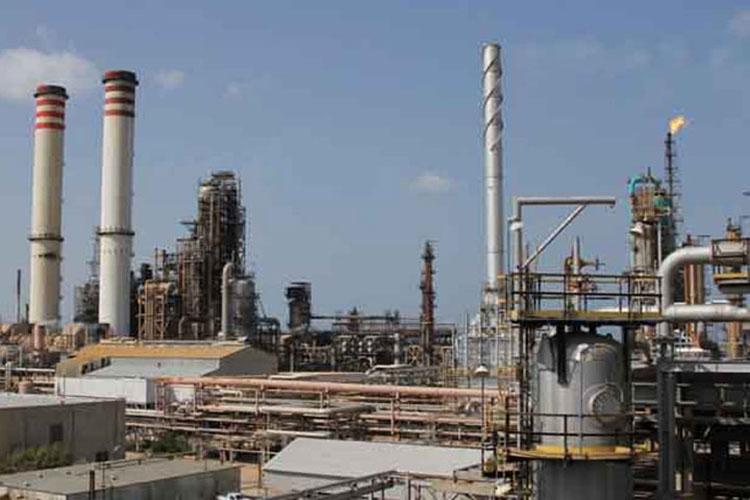 Bloomberg: La falta de suministro de agua afecta a CRP Paraguaná