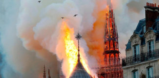 El incendio de Notre Dame tendrá su propia serie