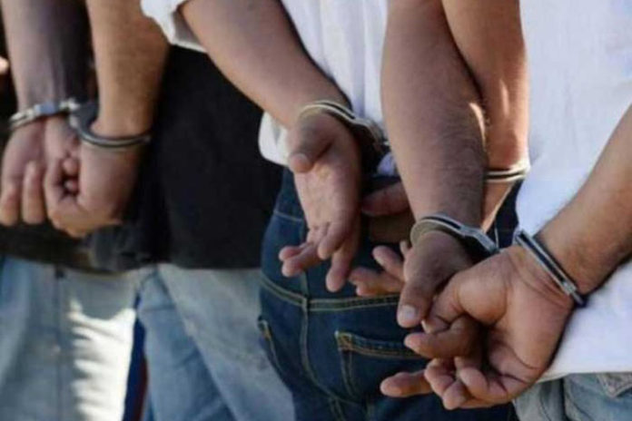 Tres robacarros fueron aprehendidos por el Cicpc Anzoátegui
