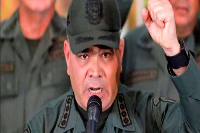 Padrino López denuncia nueva incursión de aeronaves de EEUU en espacio venezolano