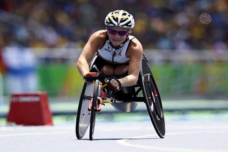 Marieke Vervoort, campeona paralímpica muere tras recibir la eutanasia