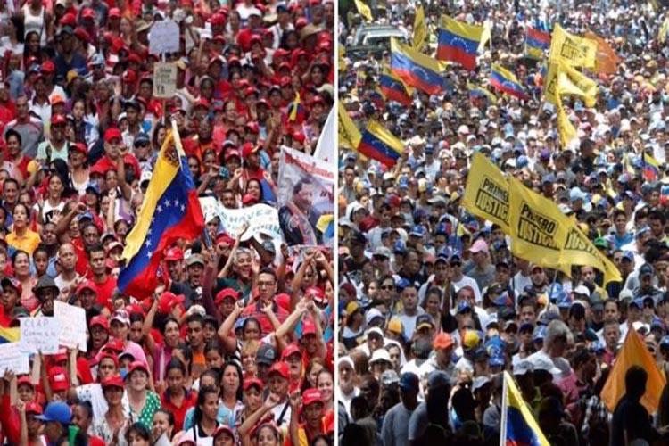 Oposición y Oficialismo marcharán este 24 de octubre