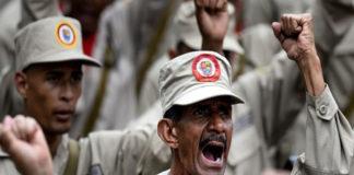 En el censo: No incluye a milicias ni a Somos Venezuela