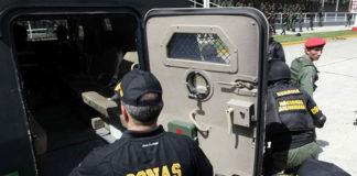 CONAS detiene a dos sujetos que tenían el celular del GNB asesinado en Valle Frío