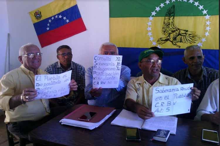 Copei Odca promoverá plebiscito en Venezuela