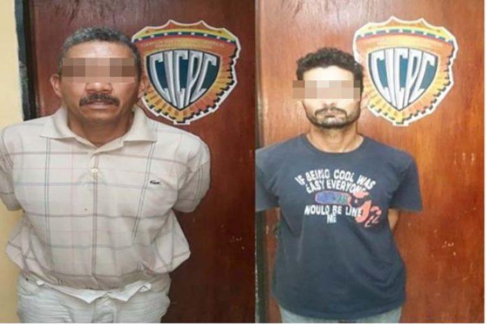 Dos espiritistas presos por abuso sexual en Miranda