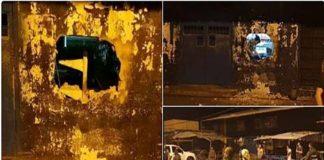 Se registraron intentos de saqueo en Ciudad Bolívar