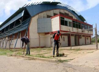 En octubre entregarán la I etapa de remozado polideportivo Libertador