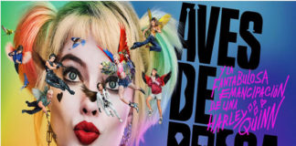 Birds of Prey lanza su alocado tráiler oficial