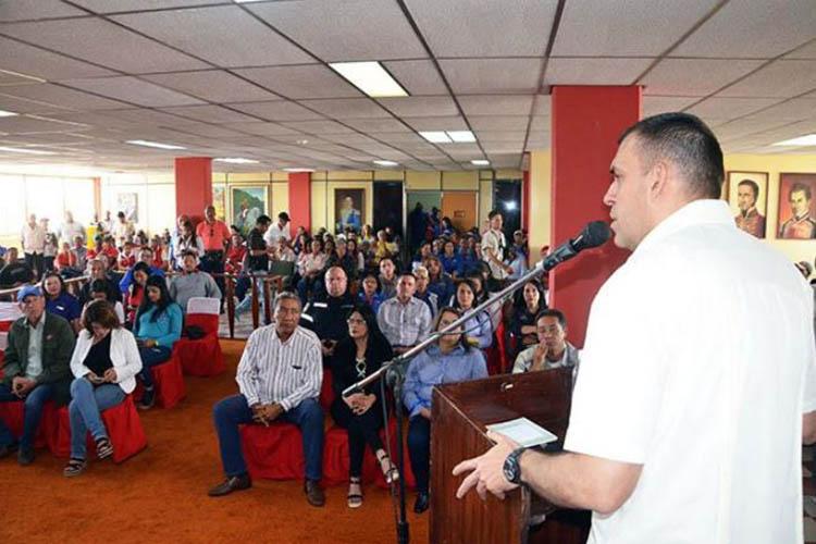 ConceCarirubana celebró Día del Guerrillero Heroico