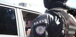 Mató a un policía hace 6 años y ahora las Faes lo abatió en Valencia