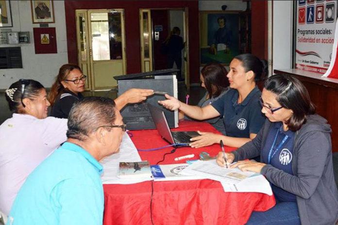 IVSS realizó jornada de captación y registro de adultos mayores en Carirubana
