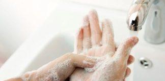 Hoy 15-Oct Día Mundial del Lavado de Manos