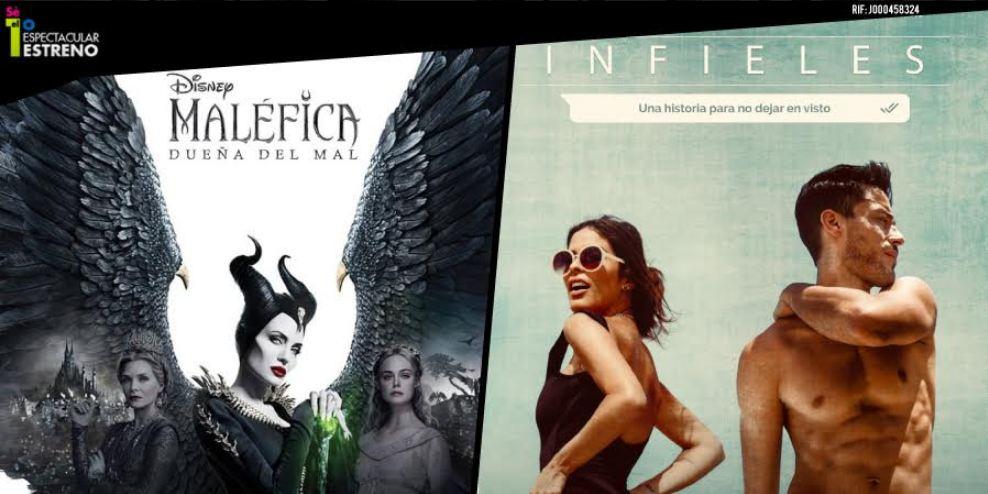 """""""Maléfica: Dueña del mal"""" libera sus alas en Cinex"""