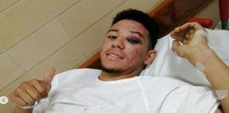 Adolescente venezolano con tumor testicular pide tu ayuda (+Detalles)