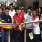 Zona Juventud reabre sus puertas en el centro de Caracas