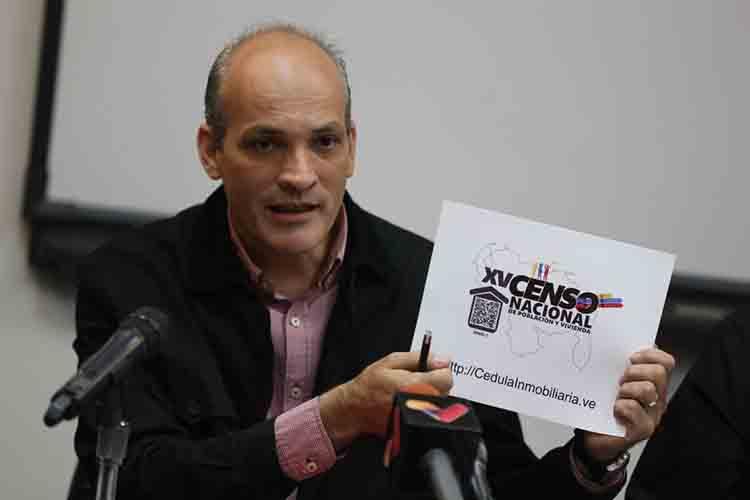 En Gaceta Oficial el decreto del XV Censo Nacional de Población y Vivienda