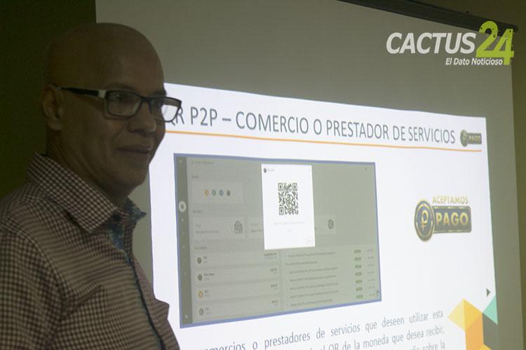 Empresarios de Paraguaná conocen del PetroApp