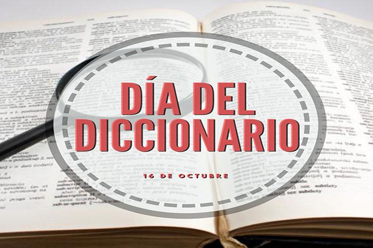Cada 16 de octubre los Diccionarios celebran su día