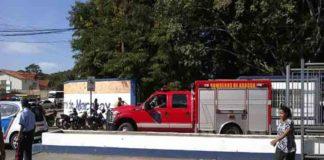 Se incendia el hospital Central de Maracay