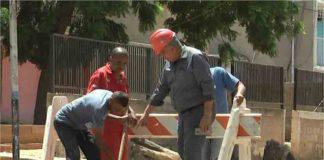 Hidrofalcón solventó colapso de aguas servidas en bloques de las Velitas