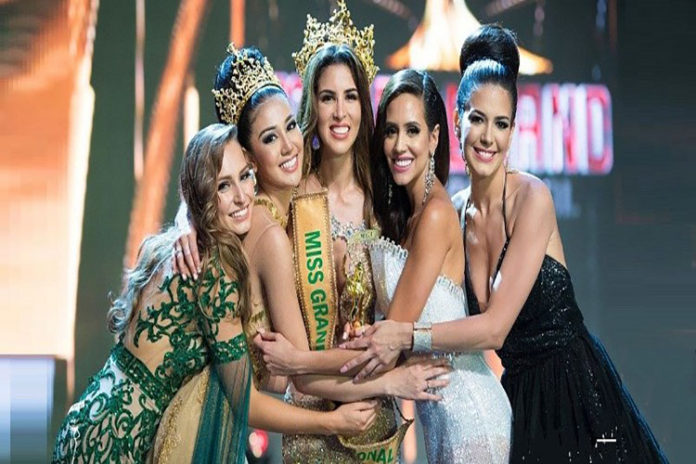 Miss Grand International 2019 ya tiene animadores y no es Maite