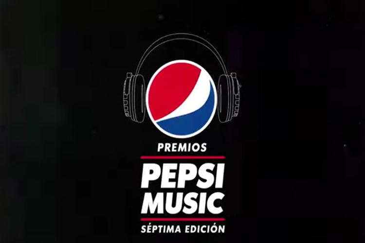Así quedó la lista de ganadores de los Premios Pepsi Music 2019
