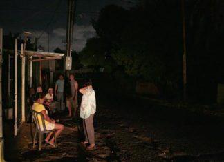 Maracaibo lleva más de 24 horas sin luz