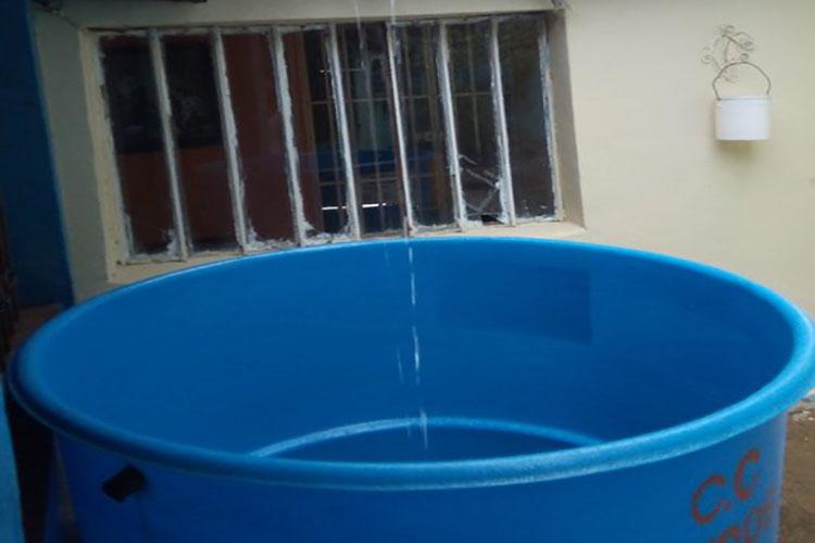 Cumareberos llevan tres meses sin agua