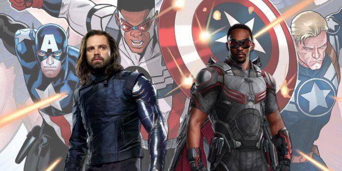 'The Falcon and The Winter Soldier' de Disney+ comenzará su rodaje esta semana