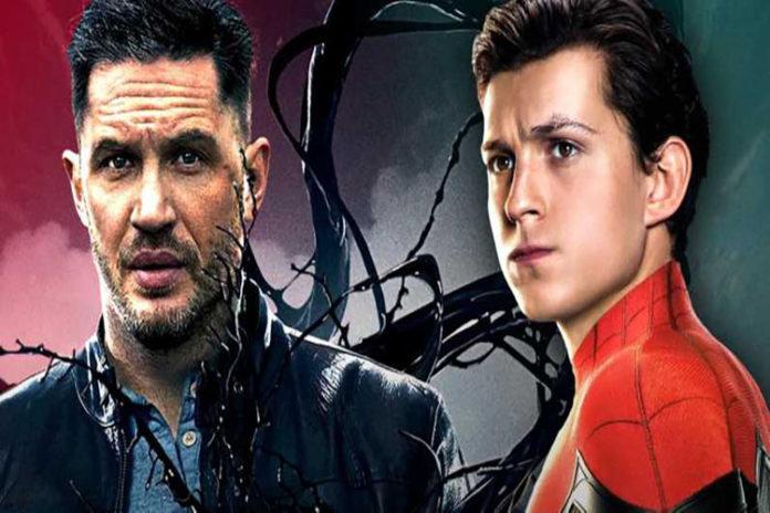 ¡Confimado! Venom tendrá un crossover con Spider-Man de Tom Holland